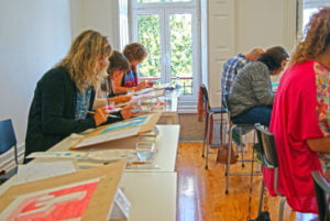 workshop aguarela porto