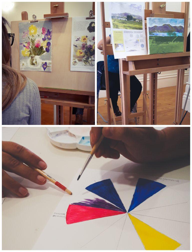 escola pintura porto